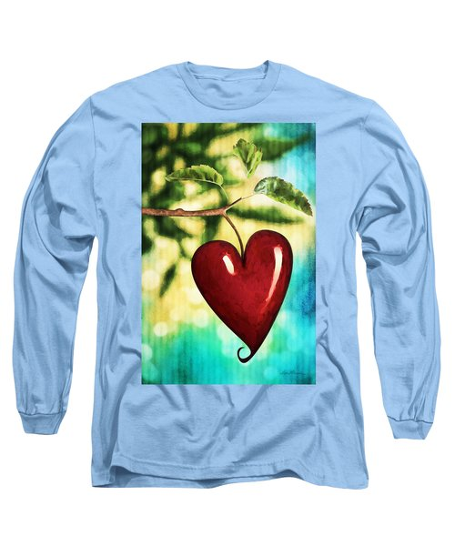 The Fruit Of The Spirit Long Sleeve T-Shirt