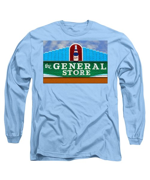 The General Store Long Sleeve T-Shirt by Paul Wear
