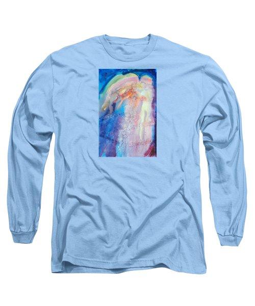 The Guardian Long Sleeve T-Shirt by Lynda Hoffman-Snodgrass