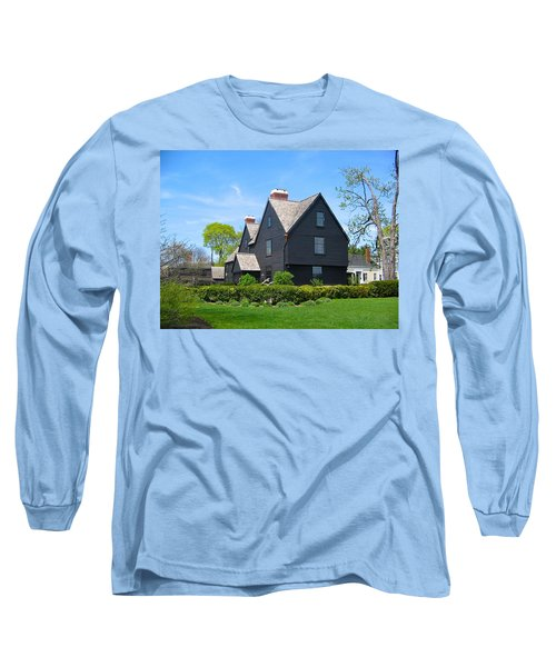 The House Of The Seven Gables Long Sleeve T-Shirt