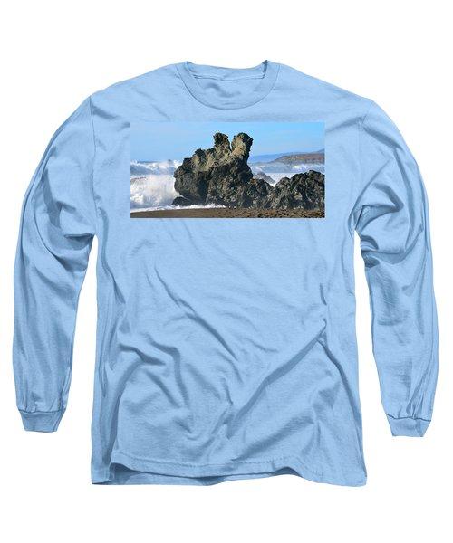 The Kissing Rocks Long Sleeve T-Shirt