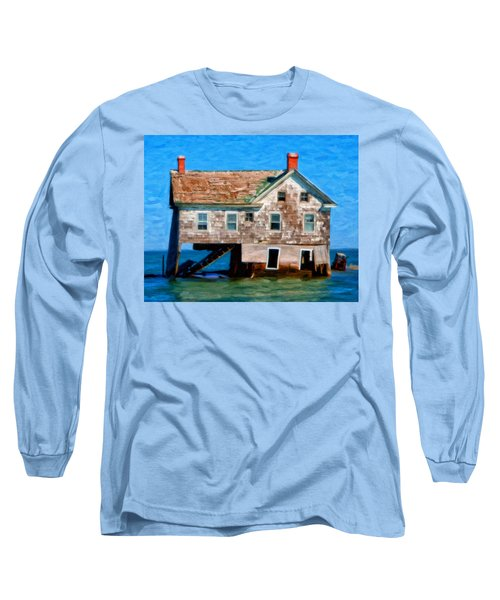 The Last House On Holland Island Long Sleeve T-Shirt