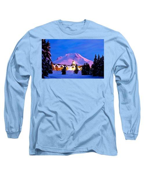 The Last Sunrise Long Sleeve T-Shirt