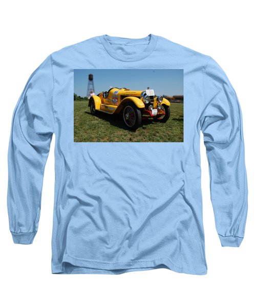 The Mercer Raceabout Roadster Long Sleeve T-Shirt by Mustafa Abdullah