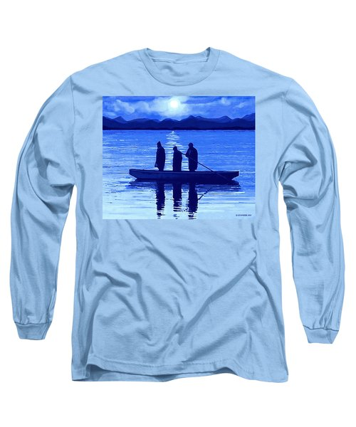 The Night Fishermen Long Sleeve T-Shirt