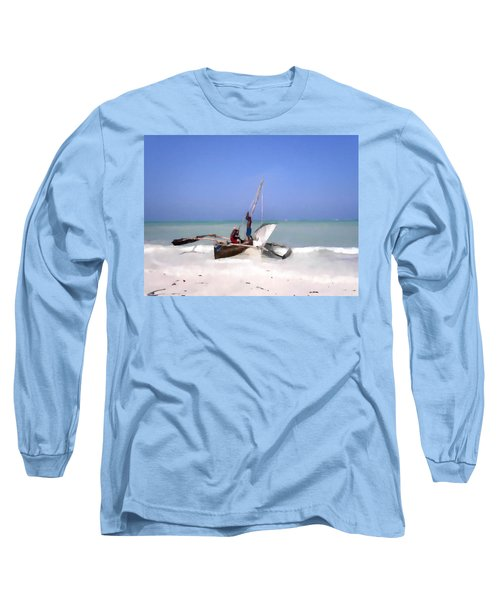 The Outrigger Long Sleeve T-Shirt