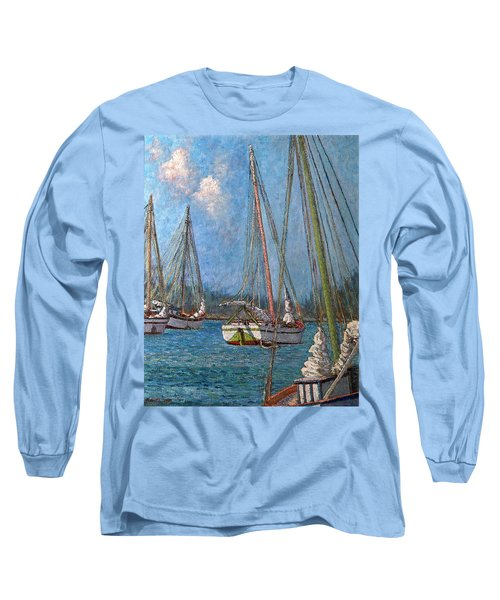 The Pink Mast Long Sleeve T-Shirt