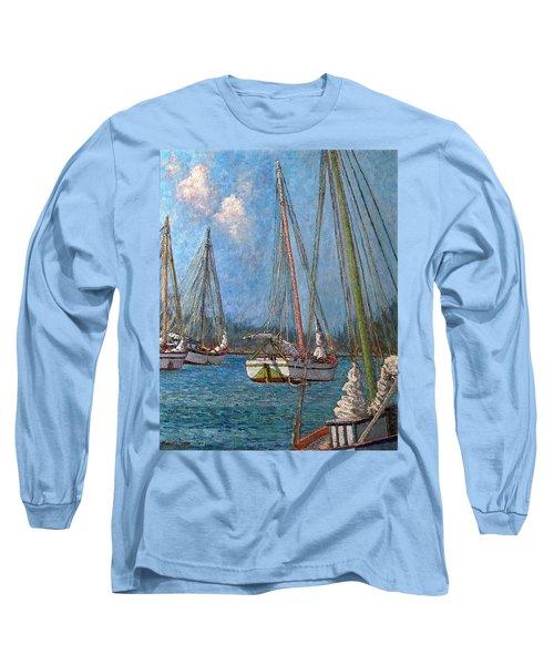 The Pink Mast Long Sleeve T-Shirt