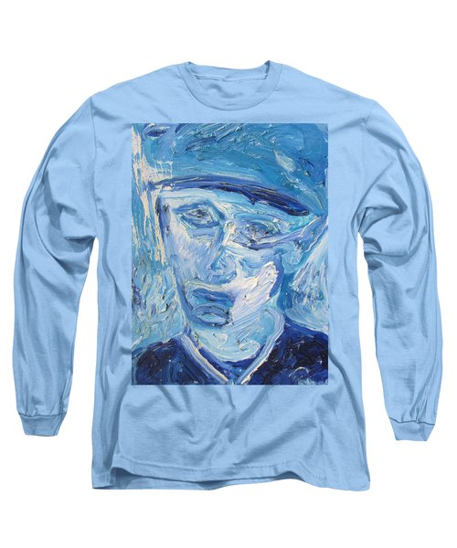 The Sad Man Long Sleeve T-Shirt