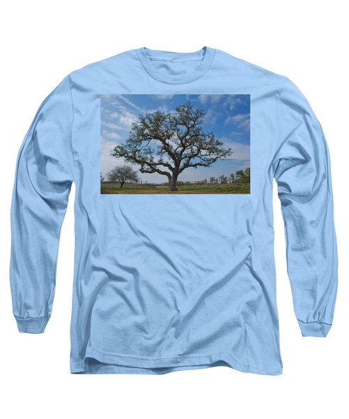 The Sentinel Long Sleeve T-Shirt