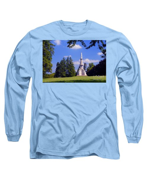 The Soldiers Monument Long Sleeve T-Shirt
