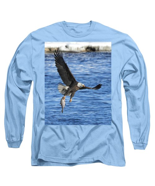 The Spoils Long Sleeve T-Shirt by Coby Cooper