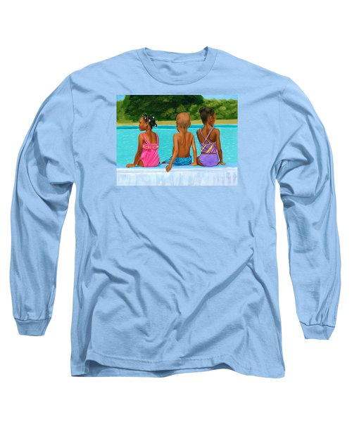 The Swim Lesson Long Sleeve T-Shirt
