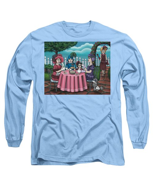 The Tea Party Long Sleeve T-Shirt
