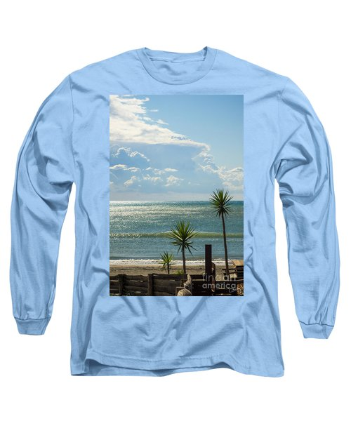 The Three Palms Long Sleeve T-Shirt
