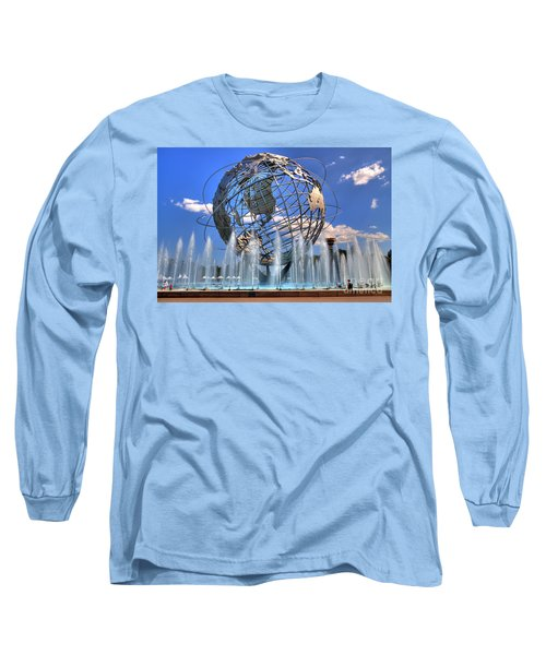 The Whole World In My Hands Long Sleeve T-Shirt
