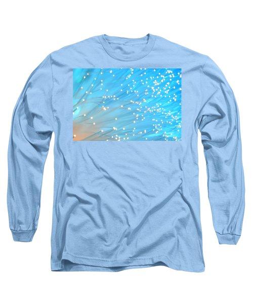 The Wind Long Sleeve T-Shirt by Dazzle Zazz