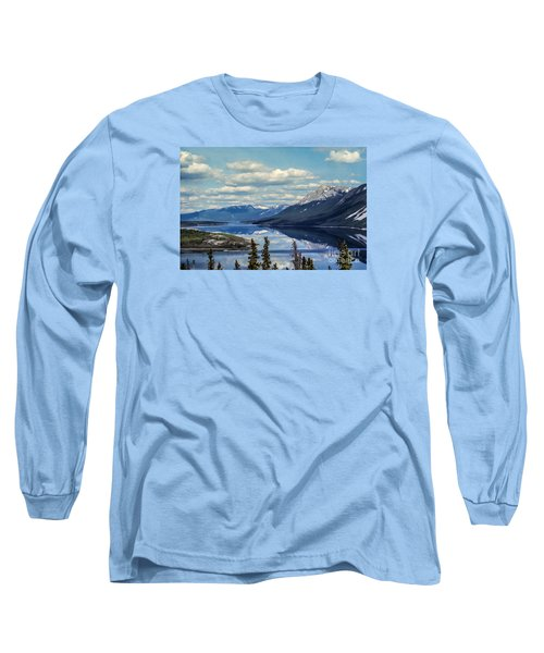 The Yukon Long Sleeve T-Shirt by Suzanne Luft