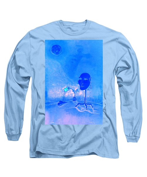 There Could Be No Understanding Without Love Long Sleeve T-Shirt