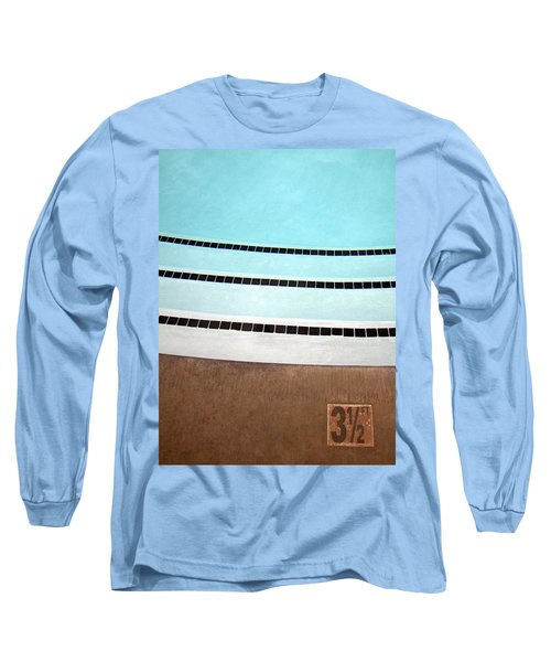 Three And A Half Palm Springs Long Sleeve T-Shirt