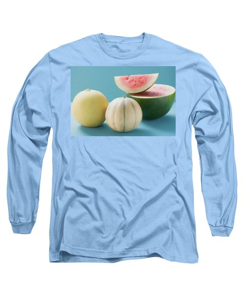 Three Different Melons Long Sleeve T-Shirt