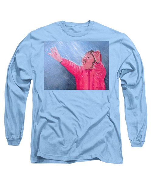 Tickles From God Long Sleeve T-Shirt