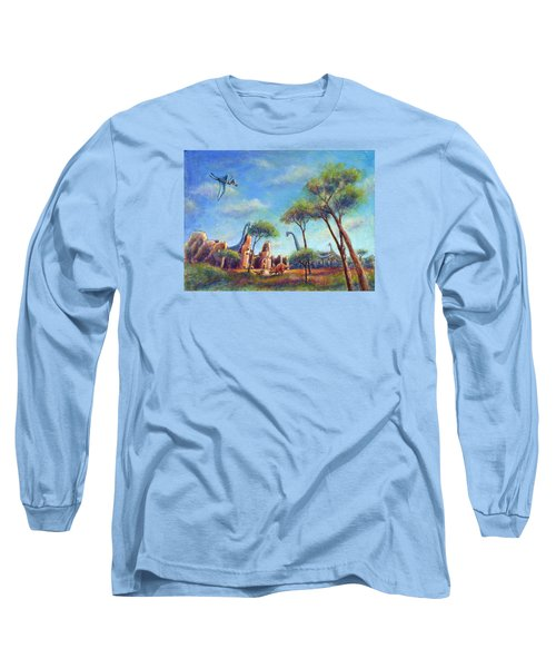 Timeless Long Sleeve T-Shirt by Retta Stephenson