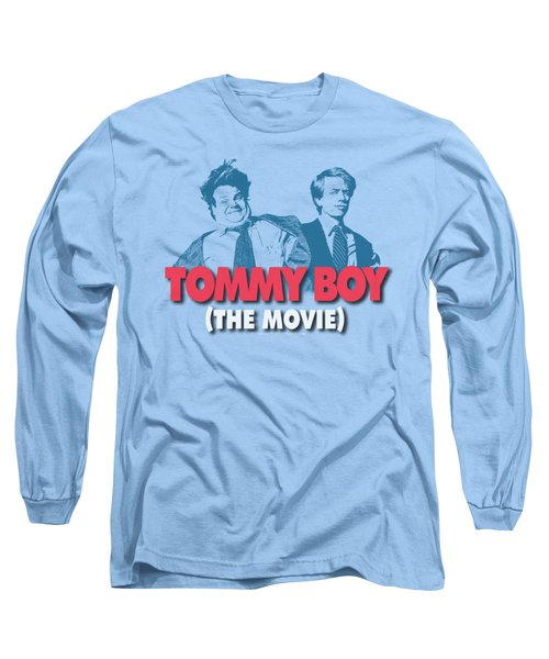 Tommy Boy - Logo Long Sleeve T-Shirt