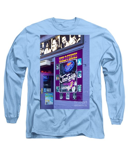 Tootsies Nashville Long Sleeve T-Shirt
