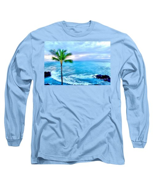 Tranquil Escape Long Sleeve T-Shirt
