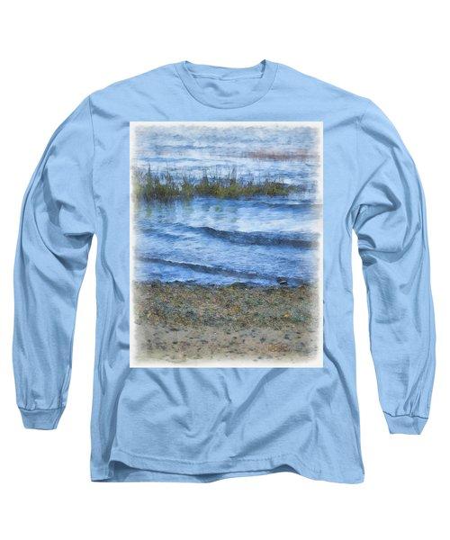 Tranquility Base Long Sleeve T-Shirt