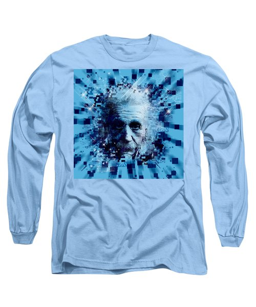Tribute To Genius 2 Long Sleeve T-Shirt