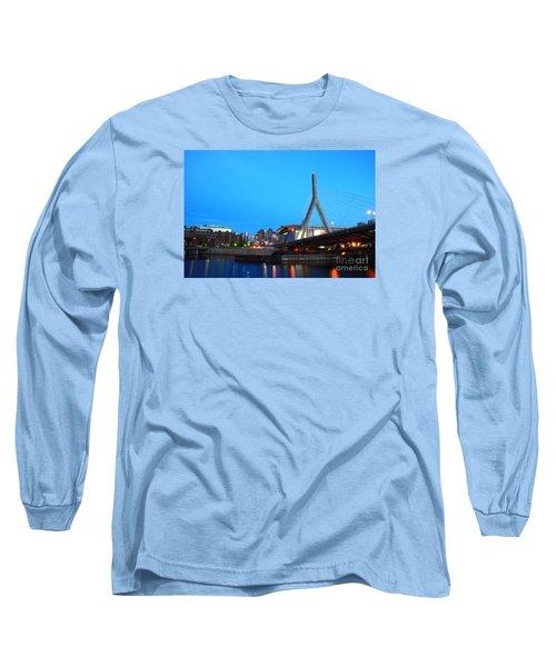 Tribute To Mr Zakim Long Sleeve T-Shirt
