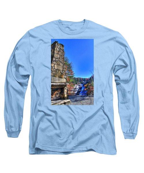 Triple Falls 2 Long Sleeve T-Shirt