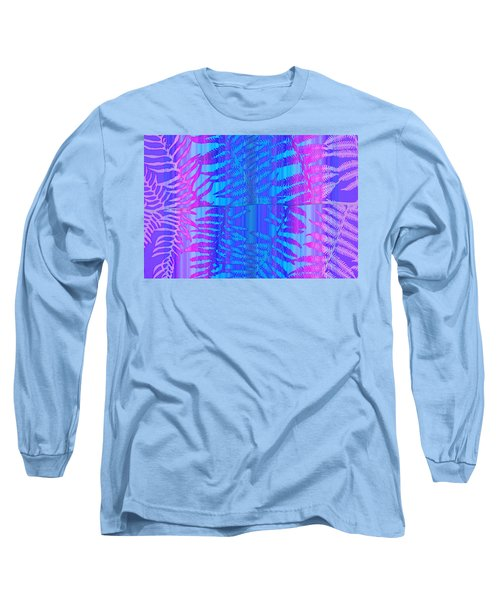 Long Sleeve T-Shirt featuring the photograph Tropical Delight by Holly Kempe