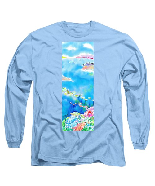 Tropical Fishes Long Sleeve T-Shirt