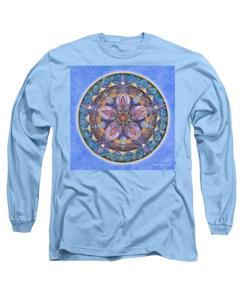 Truth Mandala Long Sleeve T-Shirt