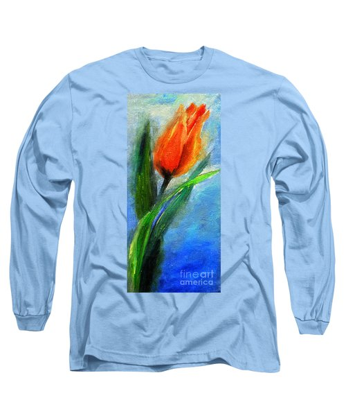 Tulip - Flower For You Long Sleeve T-Shirt