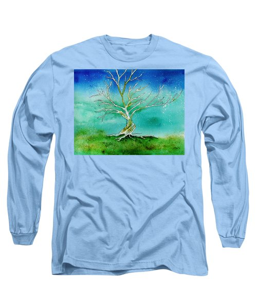 Twilight Tree Long Sleeve T-Shirt