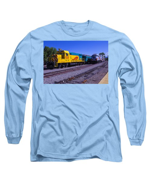 Two Trains Long Sleeve T-Shirt