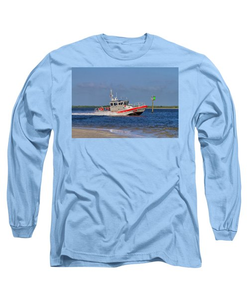 United States Coast Guard Long Sleeve T-Shirt