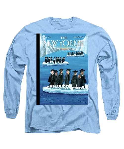 New Yorker May 28th, 2012 Long Sleeve T-Shirt