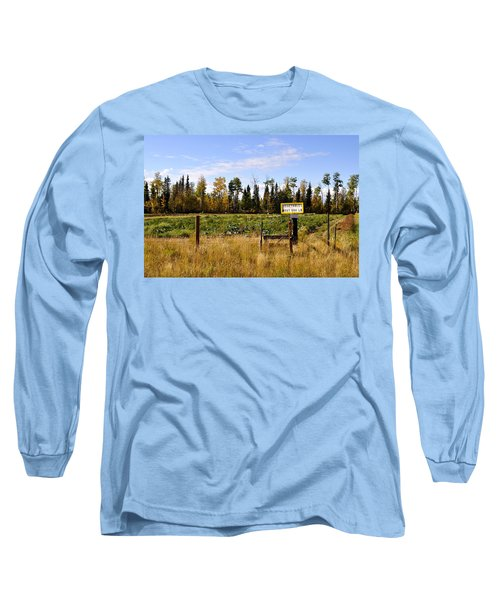 Long Sleeve T-Shirt featuring the photograph Vegetables For Sale by Cathy Mahnke