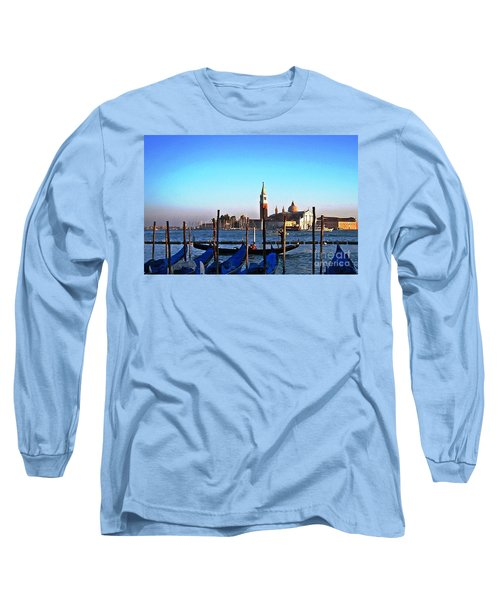 Venezia City Of Islands Long Sleeve T-Shirt