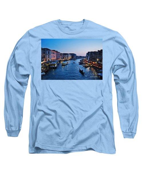 Venezia - Il Gran Canale Long Sleeve T-Shirt