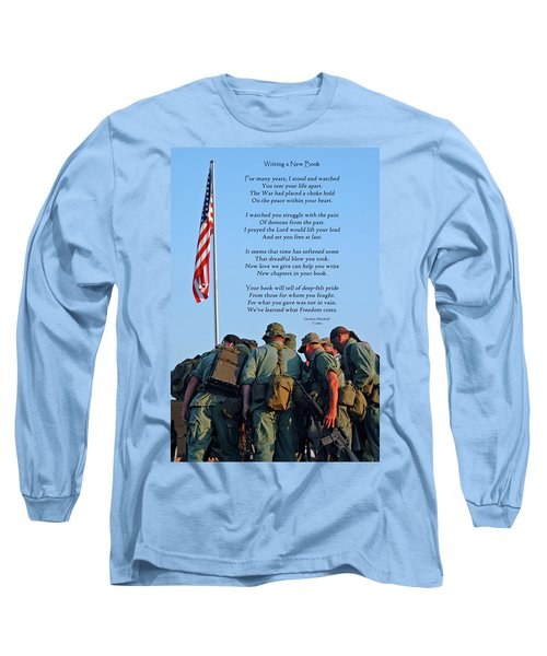 Veterans Remember Long Sleeve T-Shirt