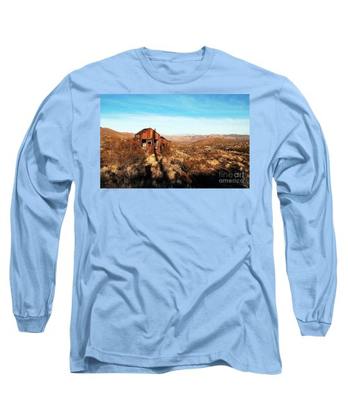View Estate - Randsburg California Long Sleeve T-Shirt