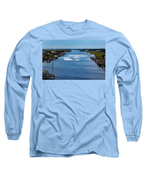 View From Bridge Long Sleeve T-Shirt