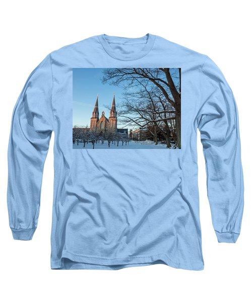 Villanova Winter Saint Thomas Long Sleeve T-Shirt