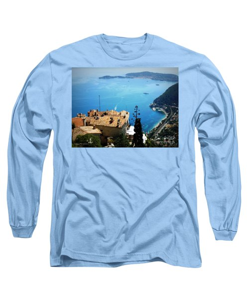 Vista From Eze Long Sleeve T-Shirt by Lainie Wrightson